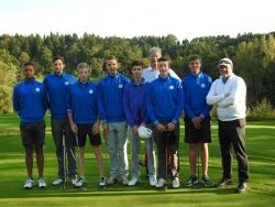 v.l.: Maxi, Nick, Jonas, Luca, Tim, Reinhard, James, Jan, Mel